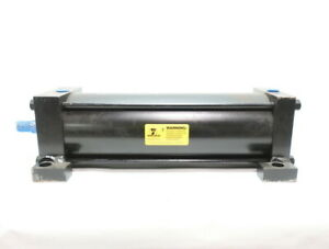 Yates Double Acting Hydraulic Cylinder 5in X 13in