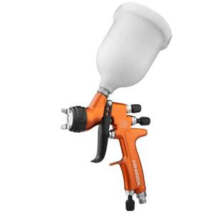 Mini Air Spray Gun Gravity Feed Hvlp Paint Sprayer 1 3mm Gravity Feed Oxygen Gun