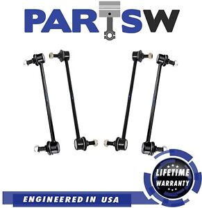 4pc Front And Rear Sway Bar Links Set For 2007 2008 2009 2010 2011 Toyota Camry