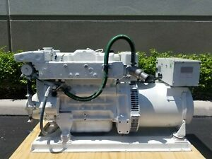Northern Lights M864w3 25 Marine Diesel Generator 25kw 60hz
