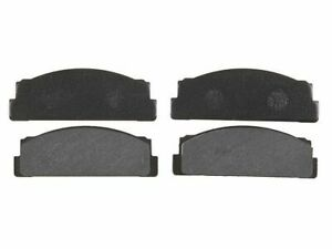 For 1979 1982 Fiat Strada Brake Pad Set Front Raybestos 75866vg 1980 1981