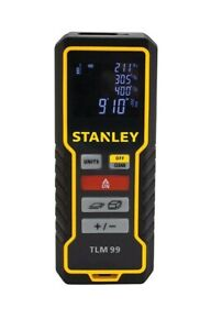 Stanley Tlm99 Stht77138x Laser Distance Measuring Tool