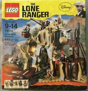 Best Lego Lone Ranger Silver Mine Collectibles