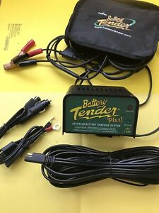 Battery Tender Plus 12 Volt 1 25 Amp 021 0128 And Accessories