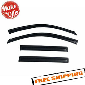 Avs 94063 4pc Window Vent Visor Rain Guards For 2008 2013 Toyota Highlander
