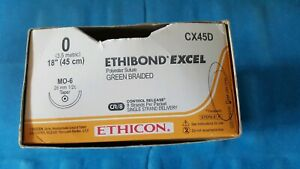 7 Sutures 8 Strands Per Pack Lot Ethibond Outdated Veterinary Medical Expired