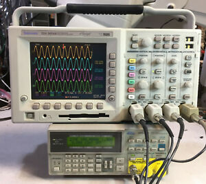 Tektronix Tds3054b 4 Ch Dpo Oscilloscope 500mhz 5gsa s Options