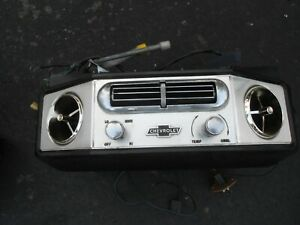1963 64 65 Chevy Ii Nova Underdash Dealer Installed Ac Unit Impala Bel Air 66 67