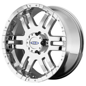 Moto Metal Mo951 16x8 8x6 5 0mm Chrome Wheel Rim 16 Inch