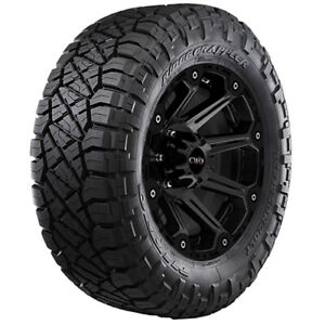 4 lt325 60r18 Nitto Ridge Grappler 124q E 10 Ply Tires