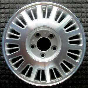 Cadillac Deville Machined 15 Inch Oem Wheel 1991 1993