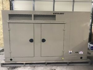 60 Kw 80 Kw Generator Natural Gas Propane 12 Lead Re connectable 1 3 Phase