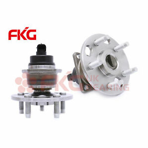 Chevy Cavalier Beretta Pontiac Grand Am Sunfire Rear Wheel Bearing Hub 512001x2