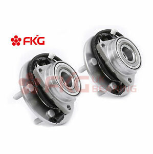 00 02 Ford Expedition Lincoln Navigator New Front Wheel Bearing Hub 4wd 515031x2