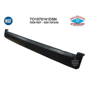 Cpp Nsf Front Bumper Energy Absorber For 2000 2005 Toyota Tundra