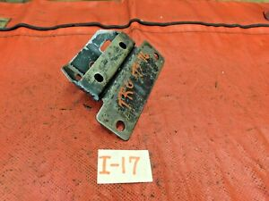 Triumph Tr6 Late Rear Transmission Mounting Bracket Upper Section Original