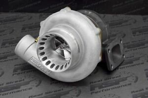 Precision Turbo Sp Cea Billet 6766 Journal Bearing T3 63 4 Bolt