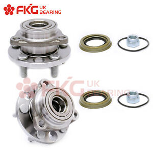 Front Wheel Bearing Hub For 1995 2005 Pontiac Sunfire Chevy Cavalier 513017kx2