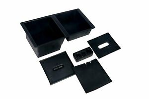 Center Console Organizer Tray Replaces 22817343 Fits 2014 2019 Gm Trucks