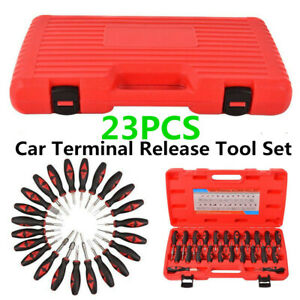 Universal Car Terminal Release Tool Set Connector Remover Tool 23pcs set