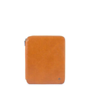 Notepad Holder Skinny Format A4 With Zipper Pb1164b2s Leather