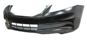 Cpp Front Bumper Cover For 2011 2012 Honda Accord
