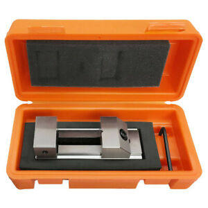 2 Precision Toolmakers Vise Max Opening 3 1 8 Milling Mill Lathe Steel Vise