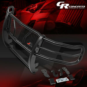 J2 Front Bumper Grille Protector Mesh Brush Guard For 07 13 Chevy Silverado 1500