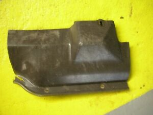 68 69 70 Gtx Charger Roadrunner Superbee Coronet Ac Heater Box Cover Oem 2