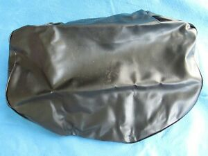 Vintage Nos Y F Cushion Mfg Cushion Seat Cover Black For Farm Tractor