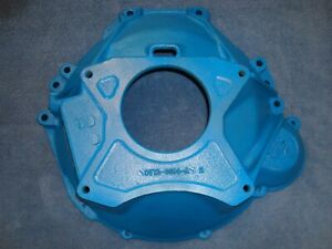 1969 1970 Ford Mustang Original Bellhousing 4 Speed 351w C5ta Cast Iron 302