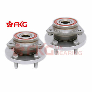 2 Front Wheel Bearing Hub Assembly For 1999 2004 Jeep Grand Cherokee 513159