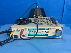 Conmed Linvatec D3000 Console W 3 Pedal Switch 2 Shavers Arthroscopic