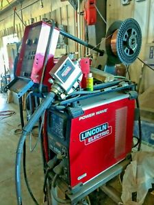 Lincoln Electric S500 Power Wave Welder