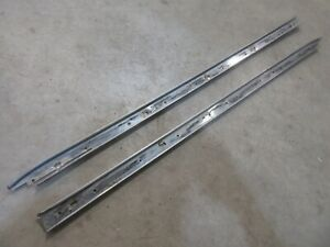1958 Pontiac Chieftain 2 Door Hardtop Roof Edge Weather Seal Trim Molding