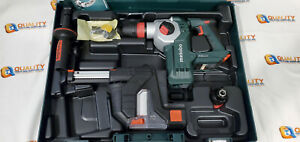 Metabo Kha 18ltx Bl24 Quick Set Isa Rotary Hammer W Dust Collection 600211900