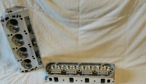 Ford 302 347 Performance Aluminum Cylinder Heads Apd 190ccx60cc Bare Castings