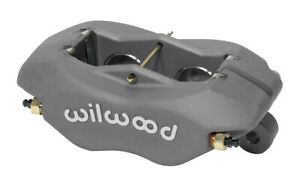 Wilwood Brake Caliper Forged Dynalite 1 38 Pistons 81 Disc Ano 120 6806