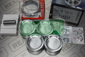 Je Forged Pistons 83 0mm 0 50 9 1 1 Vw Gti 2 0t Tsi 314312