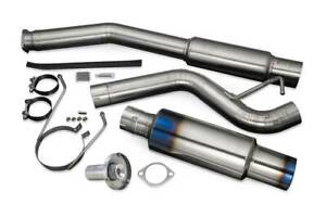 Tomei Expreme Ti Titanium Exhaust System For Gt R Bnr34 Rb26dett Tb6090 Ns05c