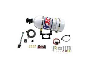 Nitrous Express Ford Mustang 5 0 Coyote Plate 35 200hp Kit W 10lb Bottle