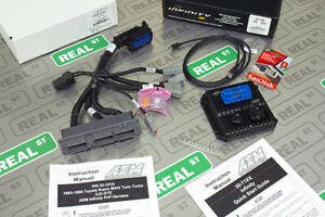Aem Infinity 8h 508 Stand Alone Programmable Ems W Pnp Harness For Supra 2jzgte