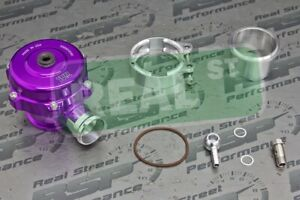 Tial Qr Bov 50mm Blow Off Valve Purple 10psi 1 5in Dsm Evo