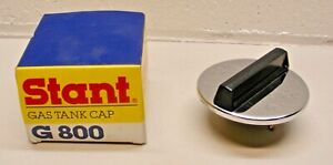 G800 Stant Chrome Gas Tank Fuel Cap Has Correct S Stamp Nos For Chevy Dodge