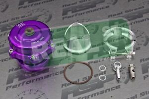 Tial Q Bov 50mm Blow Off Valve Purple 11psi aluminum Flange Bov Qbov