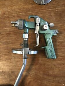Satajet Nr92 Spraygun 2ni With Cup Excellent Condition Ultrasonic Clean
