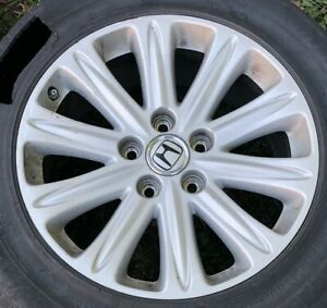 Honda Odyssey Alloy Wheel 10 Spoke 17x7 Touring 42700 Shj A72 Oem 05 10 4 Used