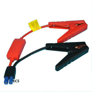 Jumper Cable Ec5 Connector Alligator Clamp Booster Battery For Car Starte Jhg