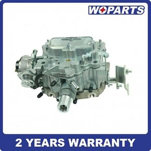 Carburetor Fit For Chevy Pontiac Buick And Old Cars With 305 350ci V8 Engines