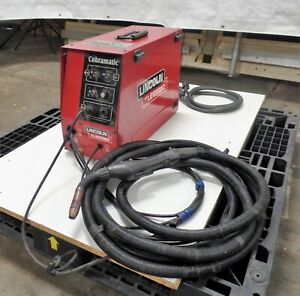 Lincoln Cobramatic Aluminum Push Pull Welding Wire Feeder Mig